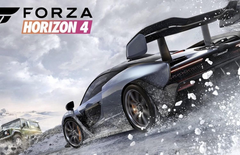 Forza Horizon 4 Update 1.457