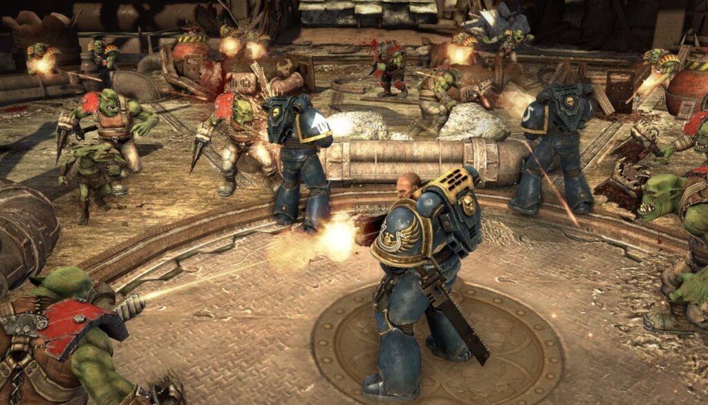 Best Warhammer Games