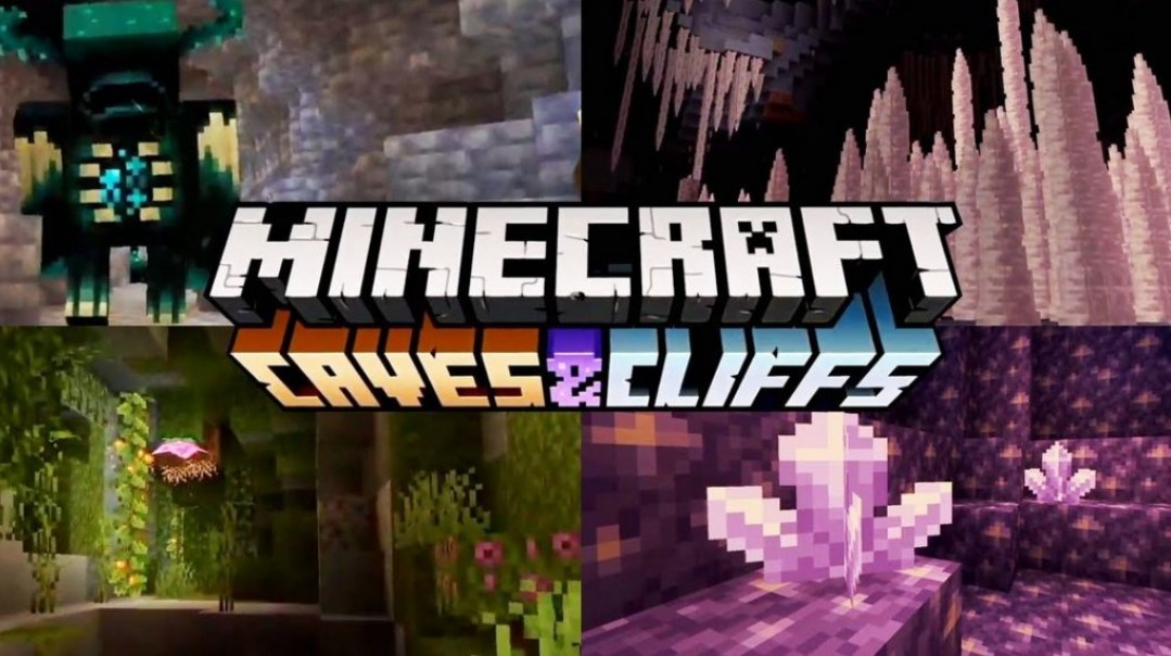 How to find Big Caves in Minecraft