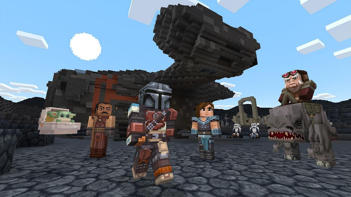 Minecraft 1.18 APK
